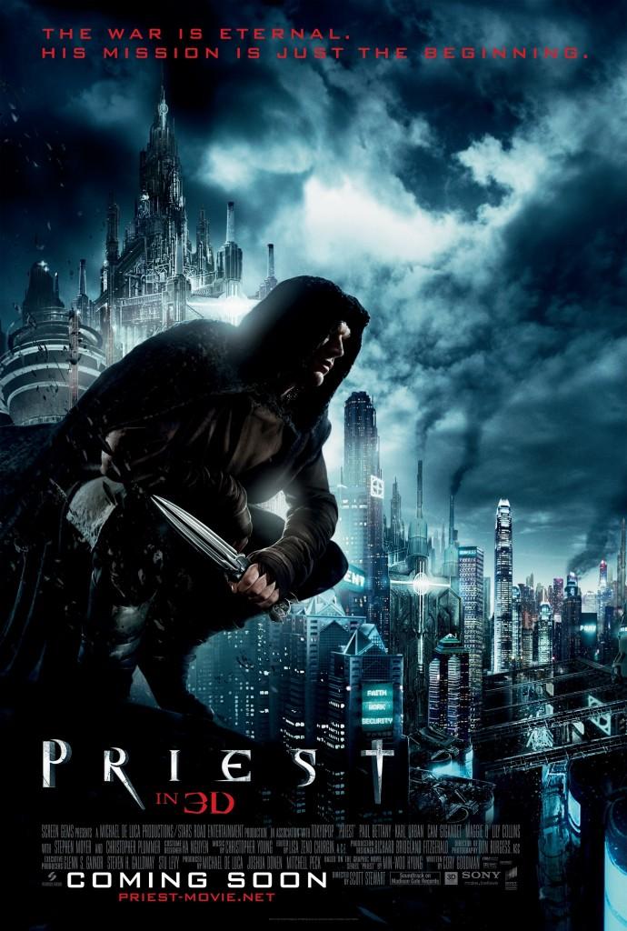 Priest - Poster