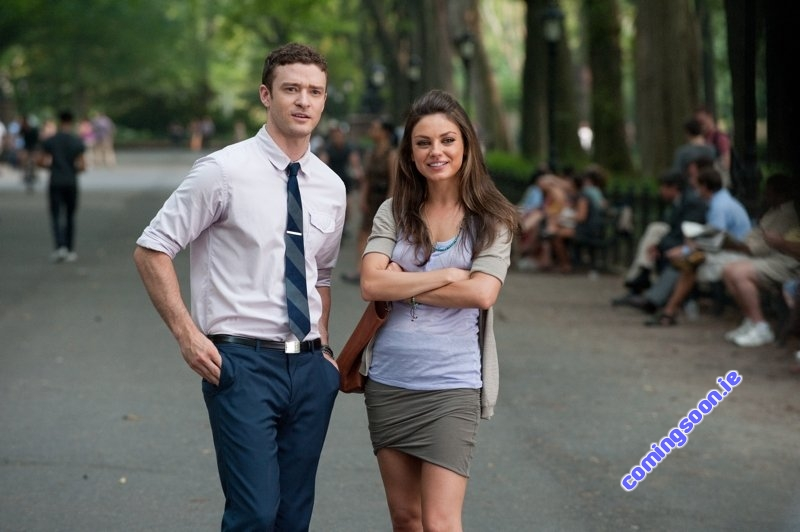 Justin Timberlake and Mila Kunis star in Friends with Benefits