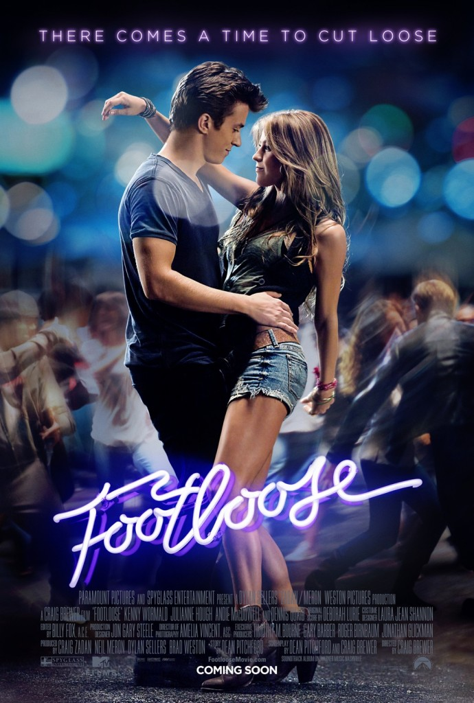 Footloose 2011 poster