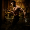 Hugh Jackman stars in Fox's upcoming movie Wolverine