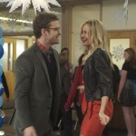 "Justin Timberlake and Cameron Diaz in Columbia Pictues' comedy ""Bad Teacher."""