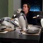 Jim Carrey is Mr Popper in Mr Popper's Penguins