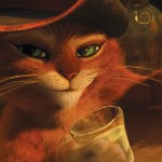 The swashbuckling hero Puss In Boots (Antonio Banderas) stars in his own movie, DreamWorks Animation's PUSS IN BOOTS, to be released by Paramount Pictures.