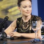 Olivia Wilde at Cowboys & Aliens - Press Conference - The 64th Festival del Film di Locarno