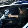 Kate Beckinsale stars in Columbia Pictures' action thriller TOTAL RECALL.