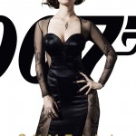 Bérénice Marlohe as Séverine in Skyfall (poster)