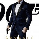 Daniel Craig as James Bond in Skyfall (poster)