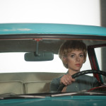 Scarlett Johansson as Janet Leigh in Hitchock