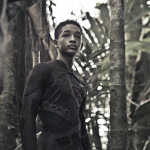 """Jaden Smith on location in Costa Rica during production of Columbia Pictures' """"After Earth,"""" also starring Will Smith."""