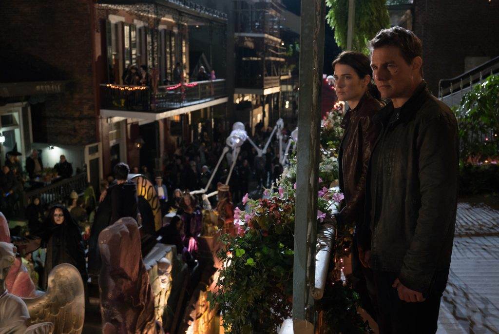 Jack Reacher: Never Go Back Trailer & Images
