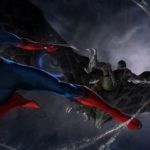 Spider-Man Homecoming concept art by Ryan Meinderding
