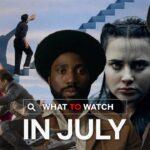 Netflix Ireland July Highlights